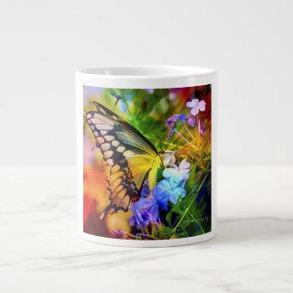 JUMBO del placer de Swallowtail taza de café de 20
