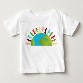 Juntos podemos cambiar la camiseta del mundo para
