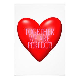 Juntos somos perfectos