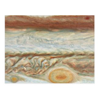 Júpiter - 15 de mayo de 2008 tarjeta postal