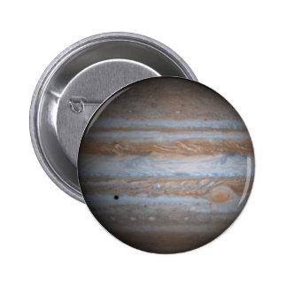 Júpiter Chapa Redonda De 5 Cm
