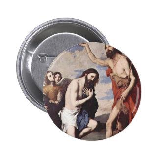 Jusepe de Ribera- Baptism de Jesús Pins