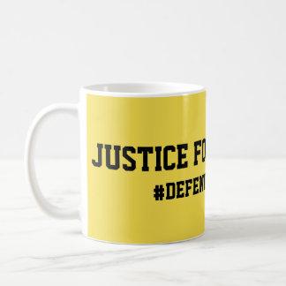 Justicia para nuestra taza de la ayuda de Daca de