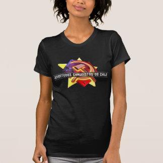 Juventud Comunista de Chile Camisetas