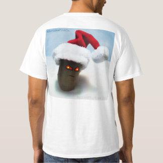 #jWe serio el | del #Pickle el | de los #Christmas Camiseta