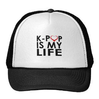 K-POP ES MI ♡ DE LA VIDA GORRO DE CAMIONERO