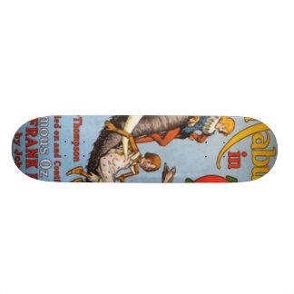 kabumpo en la onza tabla de skate