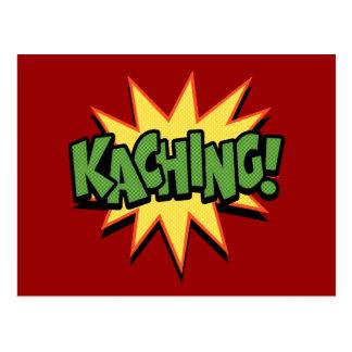 ¡Kaching! Postal