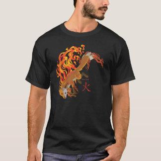 Kaius el Fox, guarda de la camiseta oscura de los