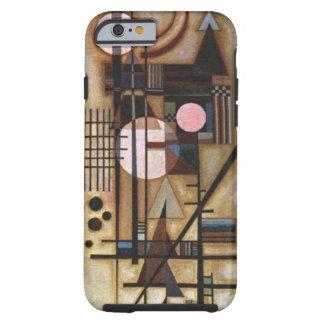 Kandinsky ablandó la construcción funda de iPhone 6 tough