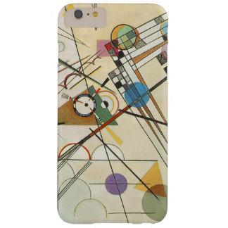 Kandinsky-Composición VIII de Wassily Funda Barely There iPhone 6 Plus