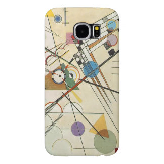 Kandinsky-Composición VIII de Wassily Funda Samsung Galaxy S6
