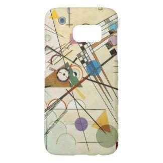 Kandinsky-Composición VIII de Wassily Funda Samsung Galaxy S7