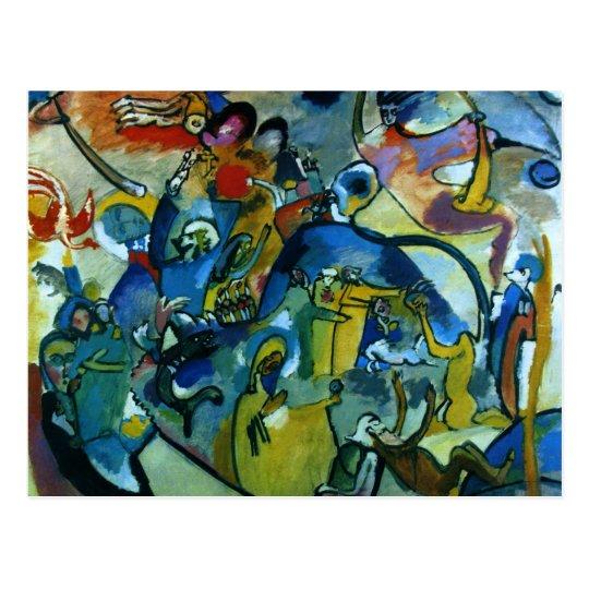 Kandinsky - Día de Todos los Santos II Postal