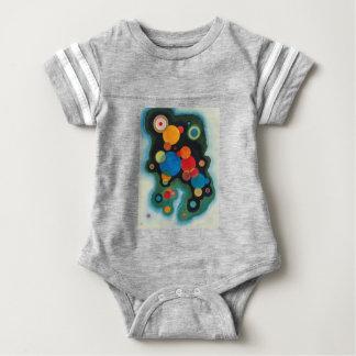 Kandinsky profundizó el aceite abstracto del body para bebé