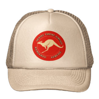 Kangaroo Service Gorro De Camionero