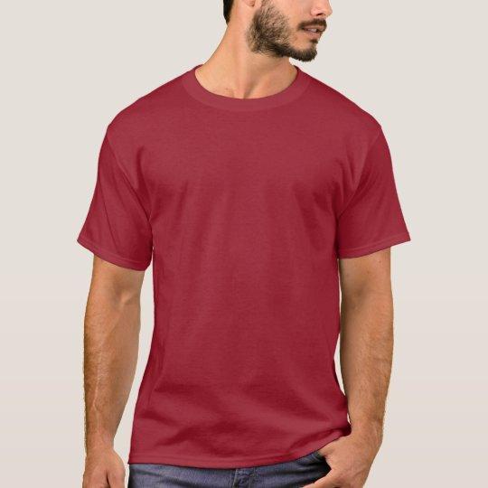 "KANJI de ""Fudoshin"" (términos de Budo) Camiseta"