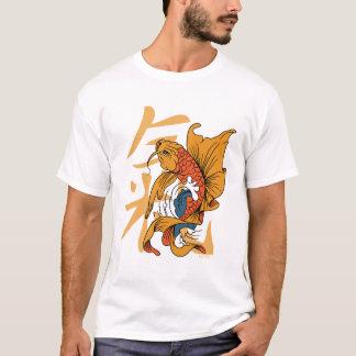Kanji de la energía camiseta