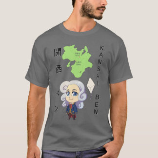 Kansai-Ben (Franklin) Camiseta