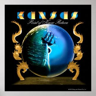 KANSAS - el punto de sabe la vuelta (2007) Posters