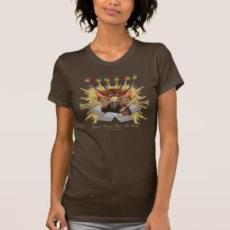KANSAS - hay conoce el lugar como hogar Camiseta