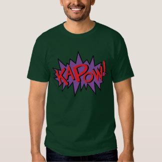 kapow camiseta