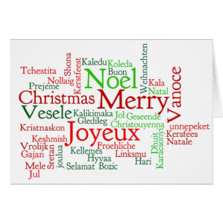 ¡Karácsonyt de Boldog! Felices Navidad en el FB Felicitación