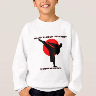 Karate de Shotokan de la universidad de Allison Sudadera