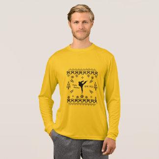 Karate/el Taekwondo/camisa del día de fiesta de Camiseta