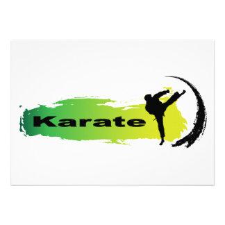 Karate único comunicado