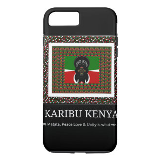 Karibu Kenia Hakuna Matata Funda Para iPhone 8 Plus/7 Plus