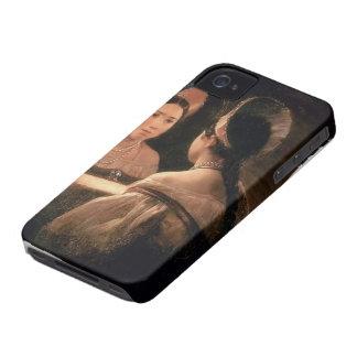 Karl Bryullov- Svetlana que conjetura en su futuro Case-Mate iPhone 4 Protector