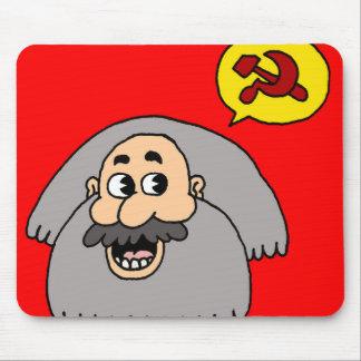 Karl Marx Alfombrilla De Ratón