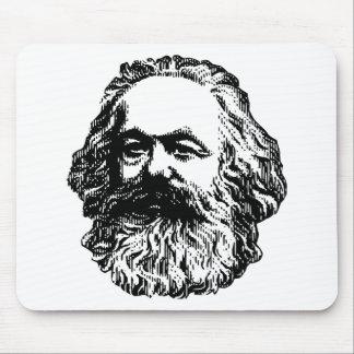 Karl Marx - comunismo Alfombrilla De Ratón