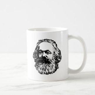 Karl Marx - comunismo Taza De Café