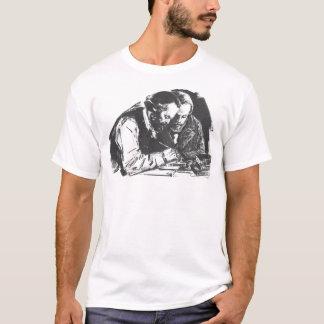 Karl Marx y camiseta de Friedrich Engels