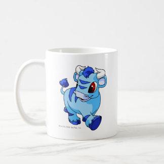 Kau azules taza