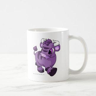 Kau púrpuras tazas