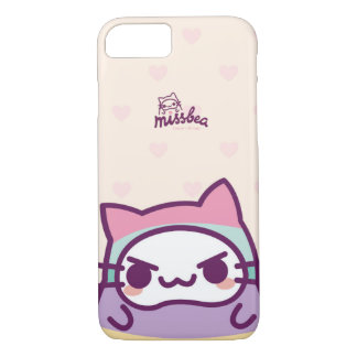 kawaii cat bae bae funda para iPhone 8/7