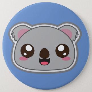 Kawaii, diversión y botón redondo de la koala