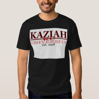 KAZIAH UNIV. CAMISAS