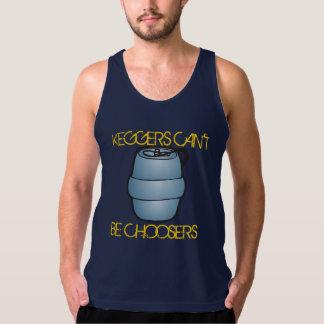 KEGGERS NO PUEDE SER el tanque de Bro de los Camiseta De Tirantes