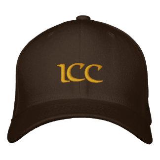 Keifi ICC amarillo-naranja Gorras De Beisbol Bordadas