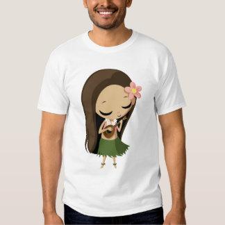 Keilana el chica de Hula Camiseta