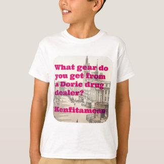 Kenfitamean Camiseta
