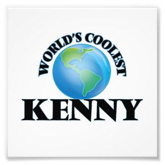 Kenny más fresco del mundo impresiones fotográficas
