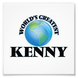 Kenny más grande del mundo fotografias