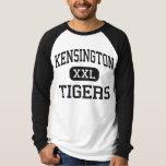 Kensington - tigres - alto - Philadelphia Camiseta