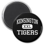 Kensington - tigres - alto - Philadelphia Imán Para Frigorifico
