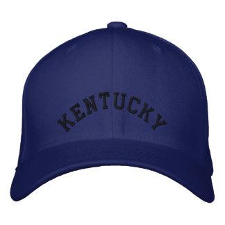 Kentucky bordó la gorra de béisbol/el gorra
